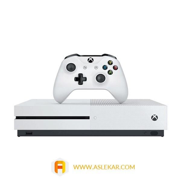 تصویر کنسول بازی مایکروسافت مدل   Xbox One S ظرفیت ۱TB-Drive