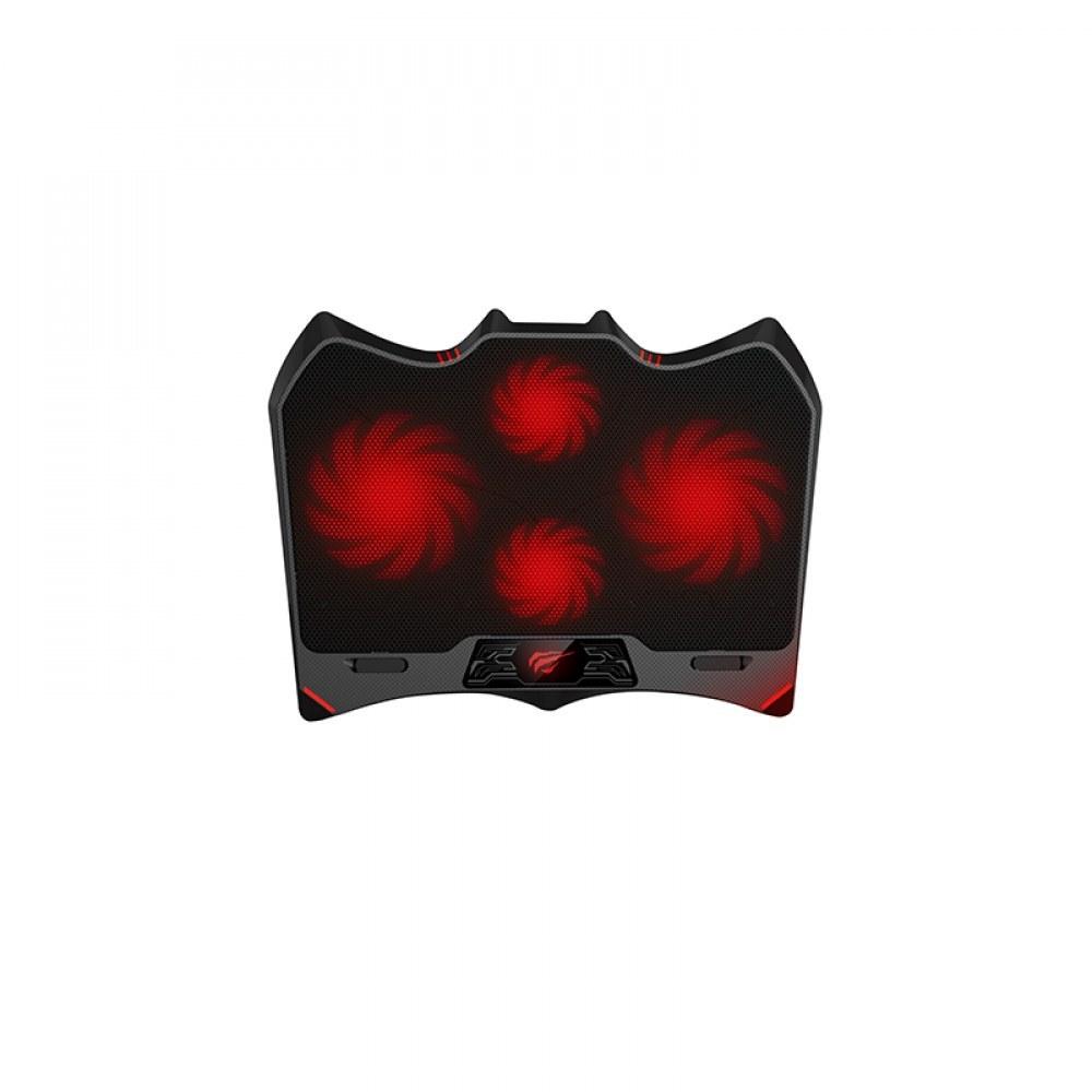 تصویر پایه خنک کننده گیمینگ هویت مدل HV-F2081 Havit HV-F2081 Gaming Cooling Pad