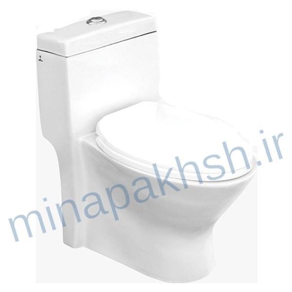 تصویر توالت فرنگی پارمیس