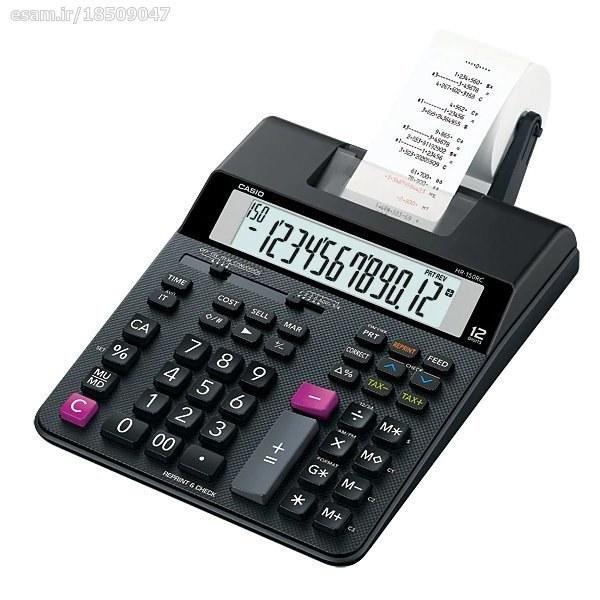 ماشین حساب HR-150RC کاسیو