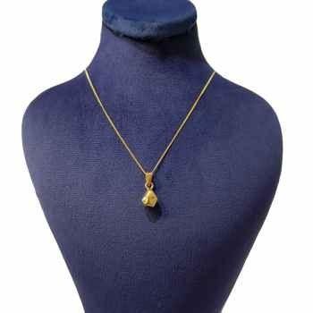 گردنبند طلا 18 عیار زنانه کانیار گالری مدل GA418 |
