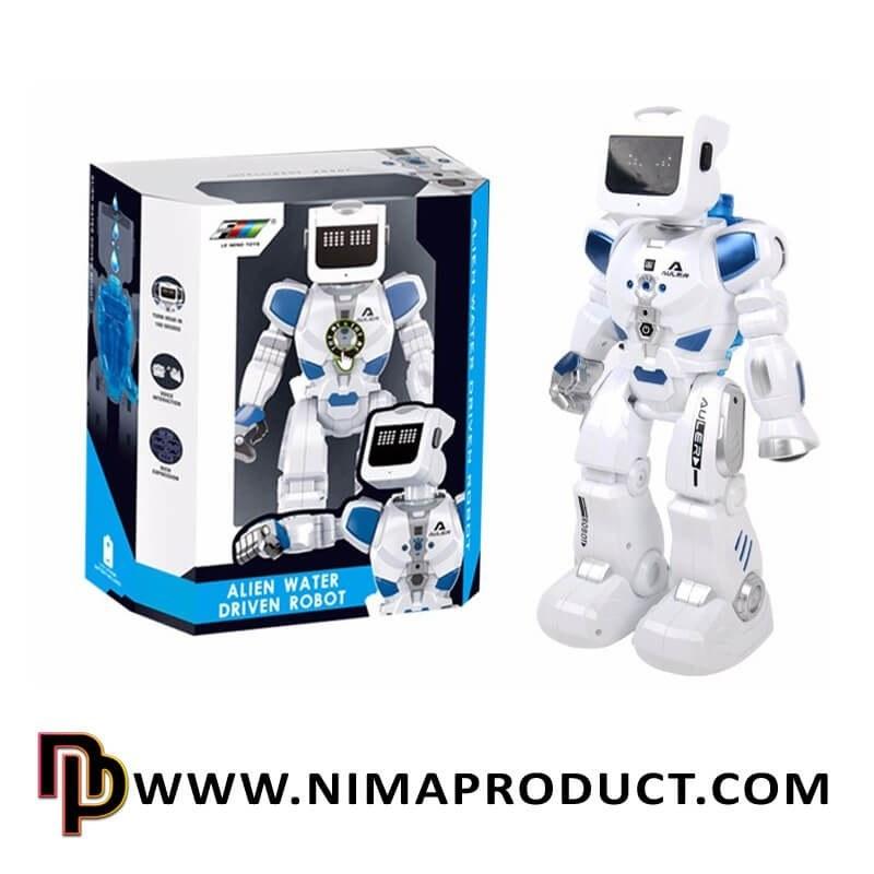 تصویر ربات کنترلی هوشمند آبپاش مدل K3