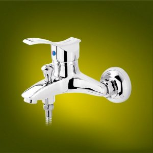 تصویر شیر دوش (حمام )اهرمی مدل ترنم ارزان قیمت لاوین