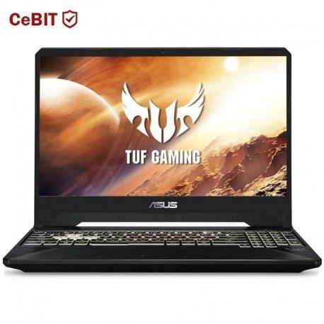 تصویر لپ تاپ 15 اینچی مخصوص بازی ایسوس مدل Asus TUF Gaming FX505DT - A Asus TUF Gaming FX505DT - A 15inch Laptop
