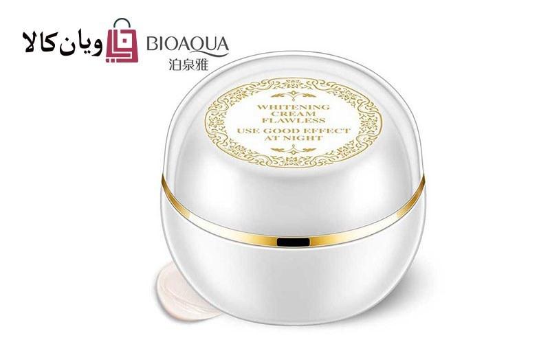 تصویر کرم ضد لک و روشن کننده پوست صورت بیو آکوا BioAqua