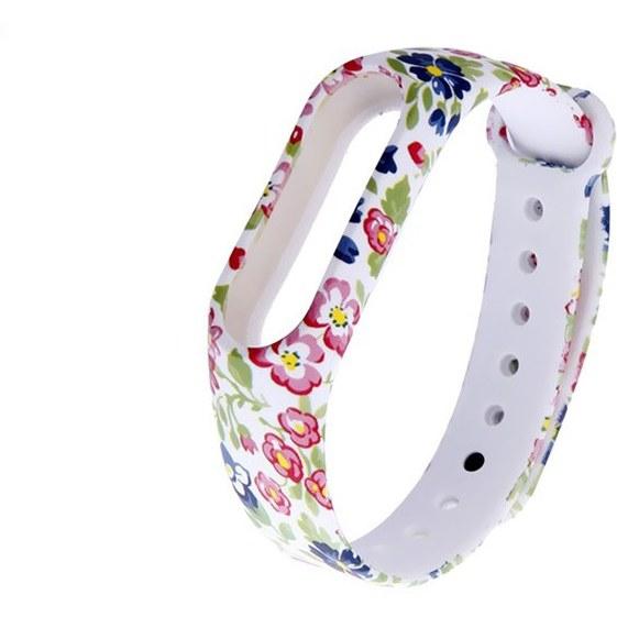 بند مچ بند هوشمند شیاومی مدل Flower Design 4