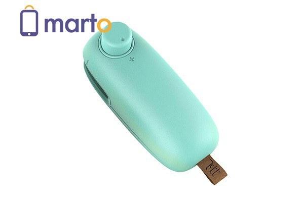 تصویر پرس دستی شیائومی مدل sealer NINETYGO 90Fun Portable Mini Bag Sealer