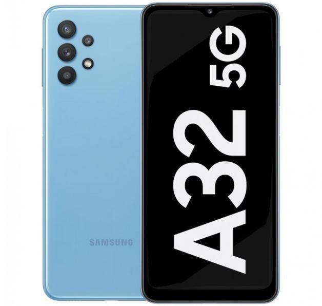 تصویر گوشی سامسونگ A32 5G | حافظه 128 رم 8 گیگابایت ا Samsung Galaxy A32 5G 128/8 GB Samsung Galaxy A32 5G 128/8 GB