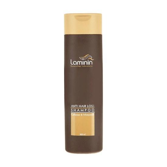 عکس شامپو ضد ریزش ماینوکسیدیل لامینین Minoxidil Anti Hair Loss Shampoo LAMININ شامپو-ضد-ریزش-ماینوکسیدیل-لامینین