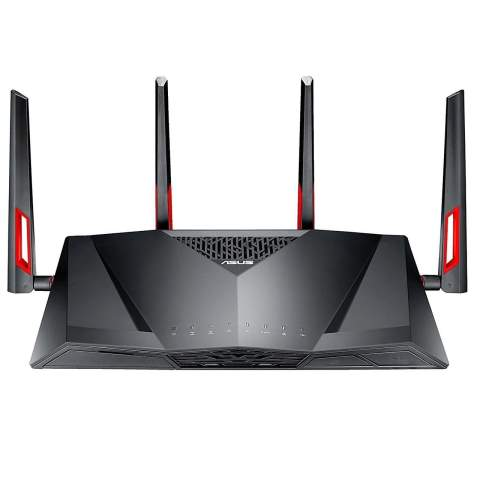 تصویر مودم روتر ADSL / VDSL ایسوس DSL-AC88U ASUS DSL-AC88U ADSL/ VDSL Modem Router