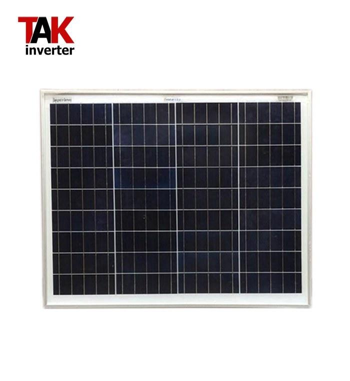 main images پنل خورشیدی 40 وات پلی کریستال Restar Solar