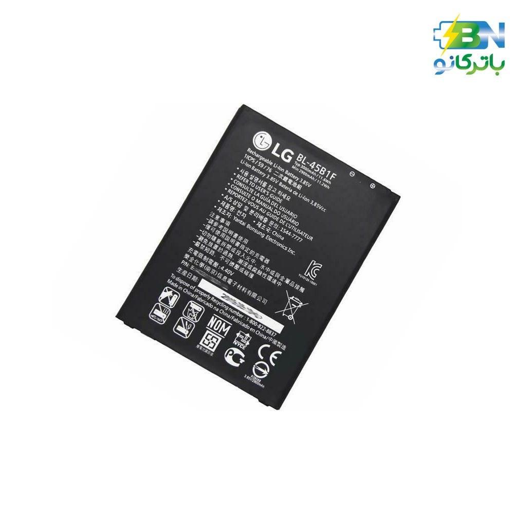 تصویر باتری اورجینال موبایل ال جی LG Stylus2) -LG Stylus2)