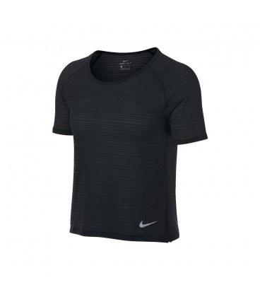 تیشرت زنانه نایک مشکی Nike Miler 891172-010