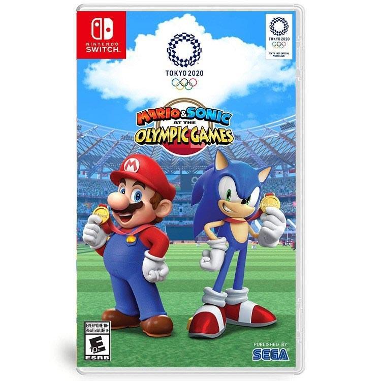 تصویر بازی Mario & Sonic at Olympic Games Tokyo - مخصوص نینتندو سوئیچ
