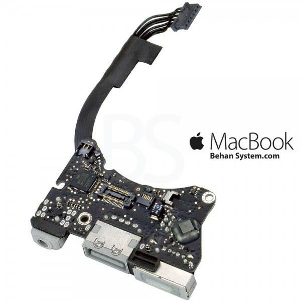 """تصویر برد پاور مک بوک ایر 11 اینچ A1370 مدل MC505 IO BOARD Apple MacBook Air 11"""" A1370 (Late 2010) MC505"""