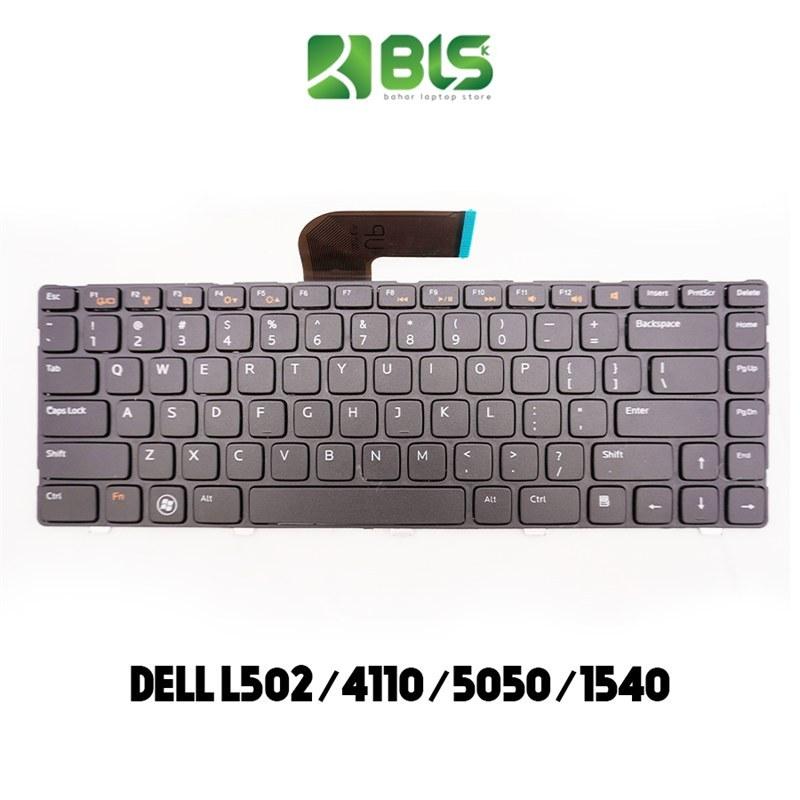 تصویر کیبورد لپ تاپ دل اینسپایرون L502 Dell inspiron 15 5000 series laptop keyboard replacement