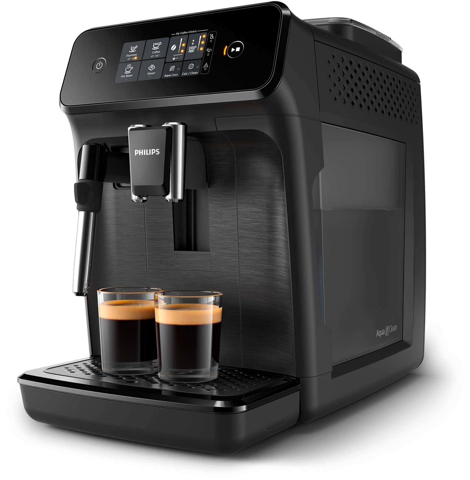 تصویر اسپرسو ساز فیلیپس هلند Philips Kaffee-Vollautomat Series 1200 EP 1220/00
