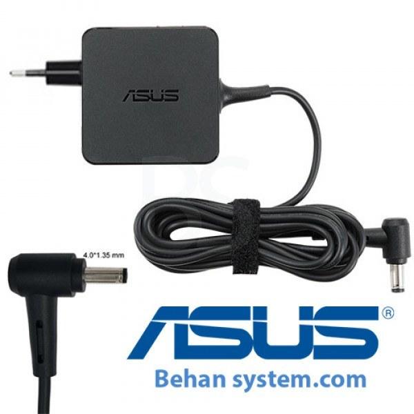 تصویر شارژر لپ تاپ ASUS مدل VivoBook S13 S330 (نمونه اصلی دارای شش ماه گارانتی تعویض)