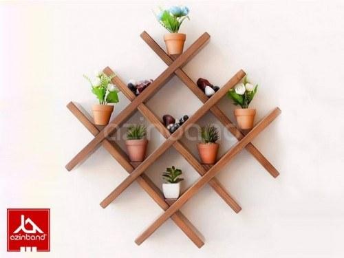 عکس شلف دیواری چوبی  شلف-دیواری-چوبی