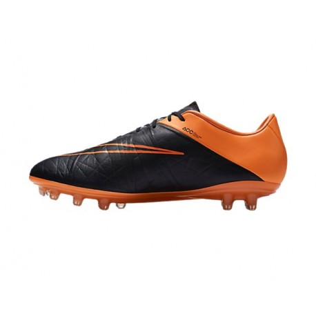 کفش فوتبال نایک مدل Hypervenom PHinish Lthr FG