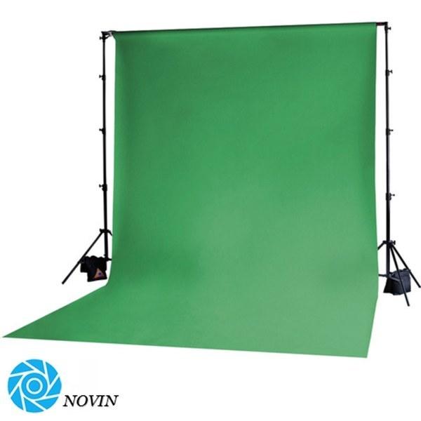 فون پارچه ای  3X4 سبز | GREEN Studio Background Roll Size 3x5