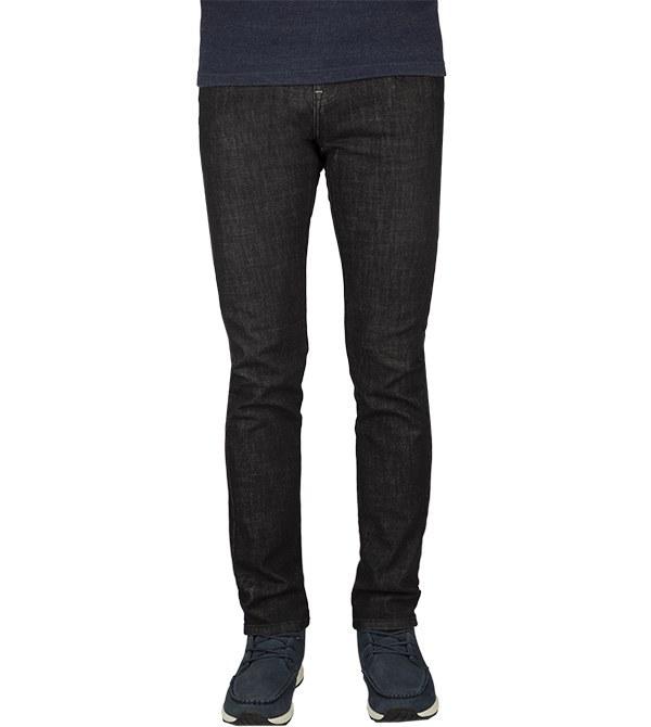 شلوار جین مردانه مشکی جین وست Jeanswest