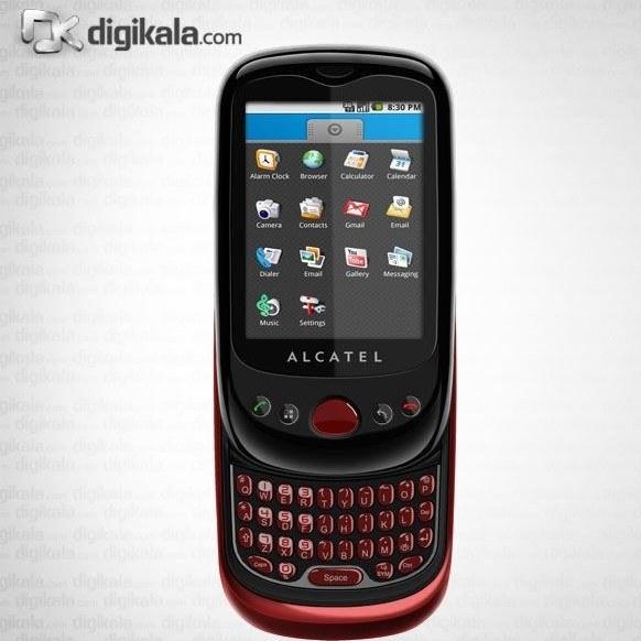 img گوشی موبایل آلکاتل او تی-980 Alcatel OT-980