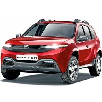 خودرو رنو Duster اتوماتيک سال 2017