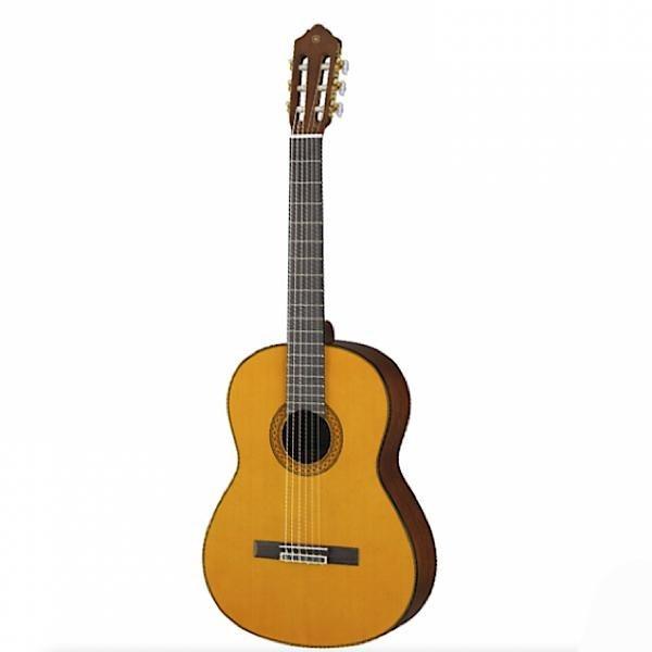 تصویر گیتار کلاسیک یاماها مدل C80 Yamaha C80 Classaical Guitar