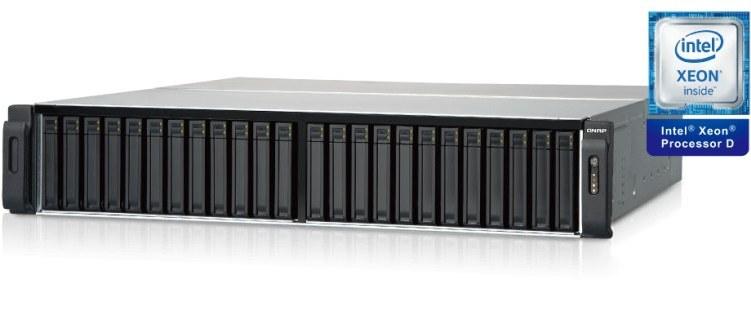 هارد تحت شبکه کیونپ مدل TES-3085U-D1548-128GR |