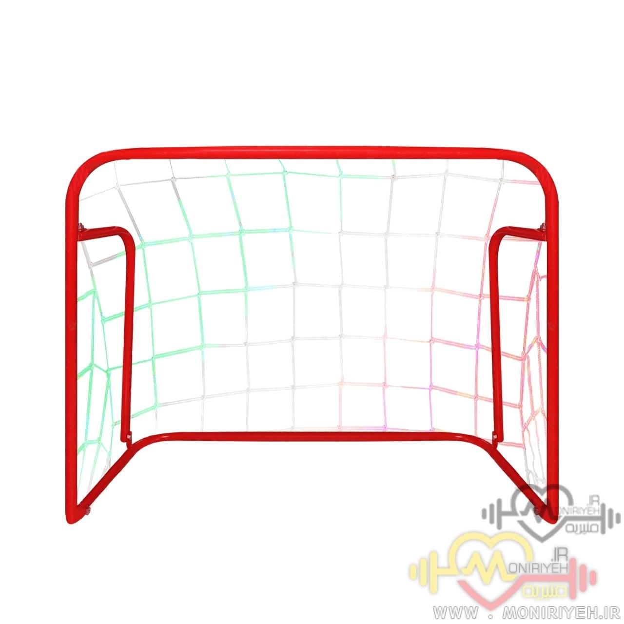 دروازه فوتبال مدل MNR-fk90 بسته ۲ عددی