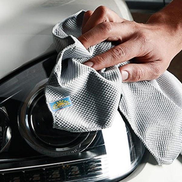دستمال میکروفایبر اتومبیل مهسان مدل 20143 |