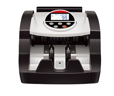 main images دستگاه  اسکناس شمار ای ایکس مدل 2800 اسکناس شمار  ای ایکس AX-110 2800 Money Counter