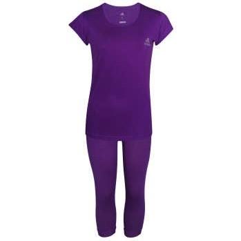 ست تیشرت و شلوارک ورزشی زنانه کد Apuw95             غیر اصل