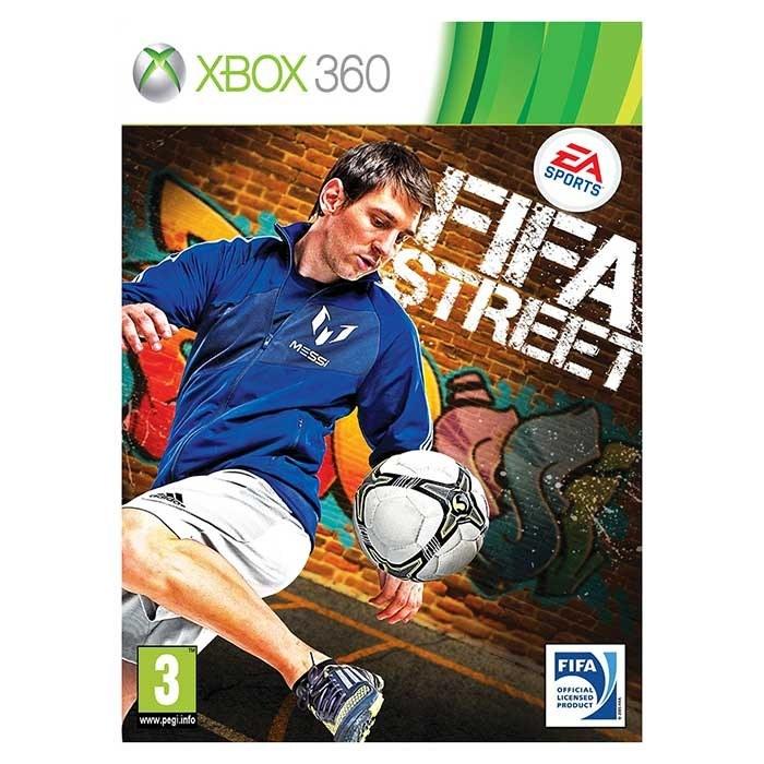 تصویر بازی FIFA Street برای ایکس باکس 360 FIFA Street XBOX 360 Game