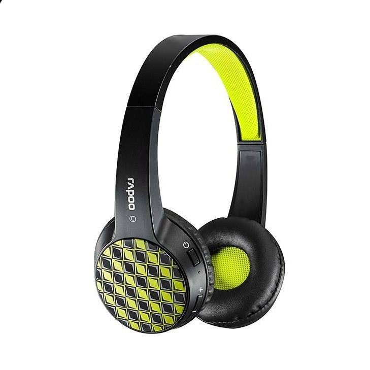 تصویر هدست بی سیم رپو مدل S100 Rapoo S100 Wireless Headset