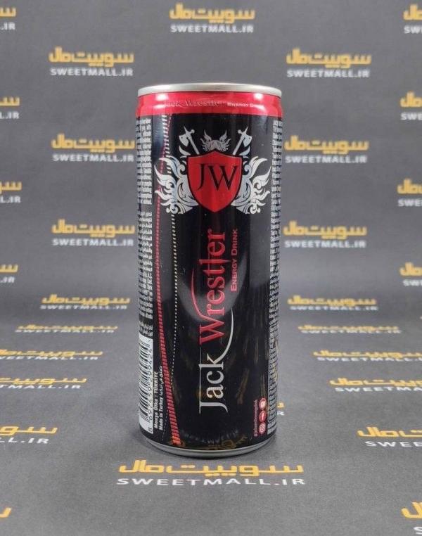 تصویر نوشیدنی انرژی زا جک وستر jackwrestler-نوشیدنی انرژی زا جک وستر حجم 250 میلی لیتر