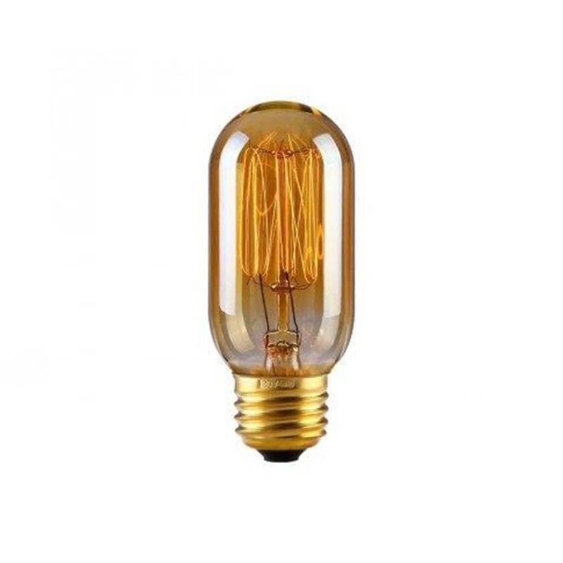 تصویر لامپ ادیسونی 40 وات T45 لامپ ادیسونی 40 وات T45