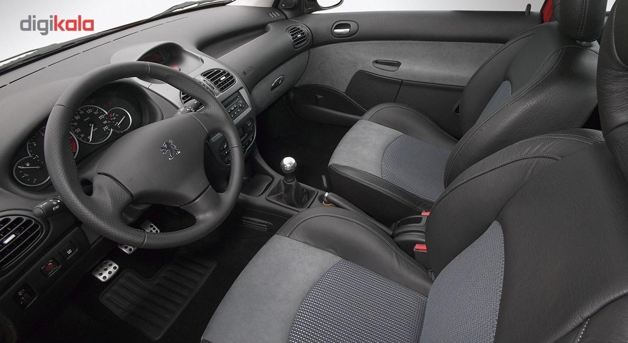 عکس خودرو پژو 206 تیپ 5 دنده ای سال 1397 Peugeot 206 Type 5 1397 MT خودرو-پژو-206-تیپ-5-دنده-ای-سال-1397 9