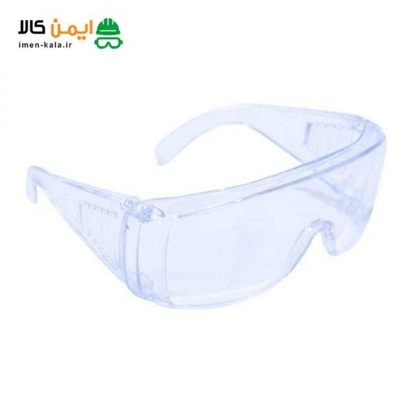 عکس عینک ایمنی شفاف کد 505003  عینک-ایمنی-شفاف-کد-505003