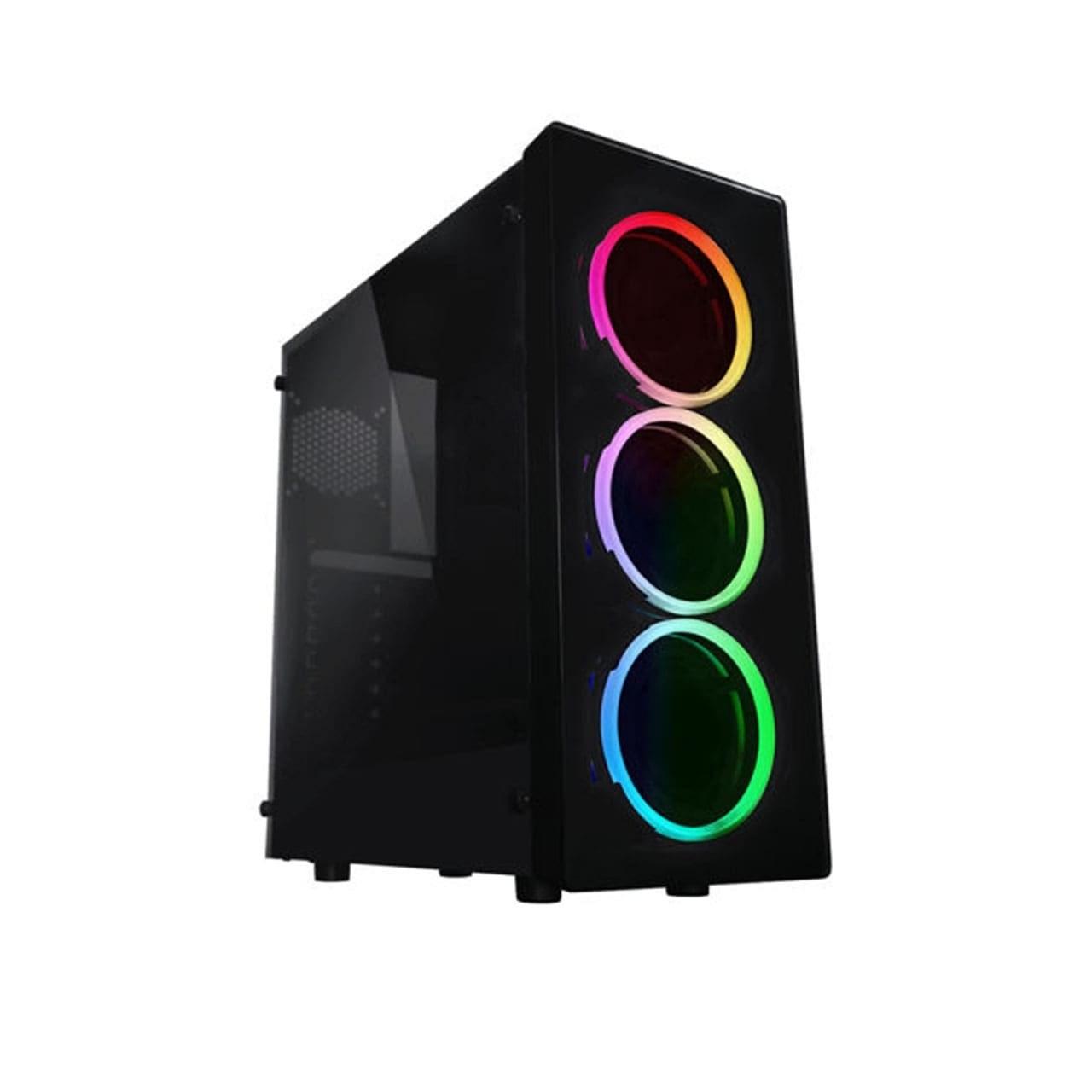 main images کیس RAIDMAX مدل NEON RGB