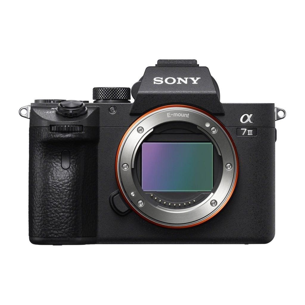 تصویر دوربین بدون آینه Sony Alpha a7 III Sony Alpha a7 III