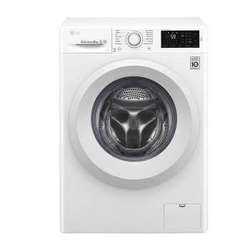 ماشین لباسشویی ال جی مدل WM-821NW ظرفیت 8 کیلوگرم | LG WM-821NW Washing Machine-8Kg