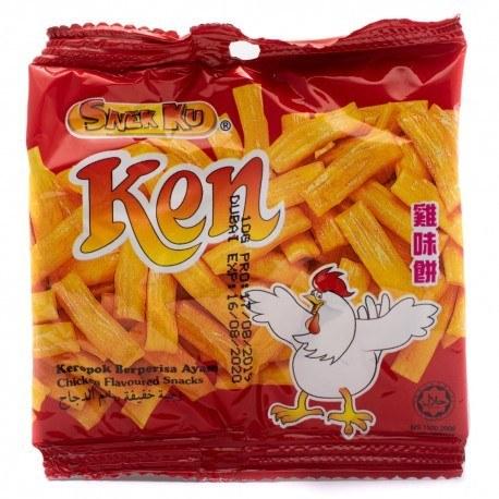 چیپس مرغ Ken