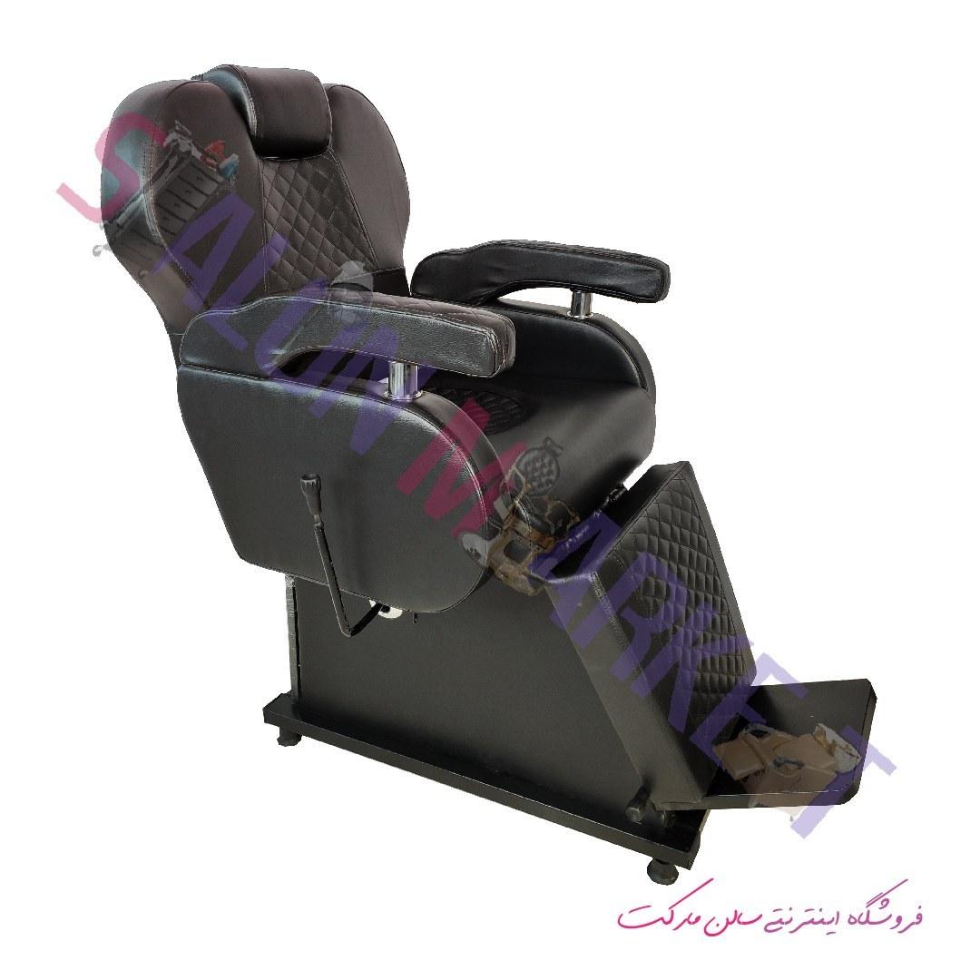 تصویر صندلی طرح برقی آرایشگاهی مدل طرح VIP