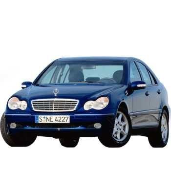 خودرو مرسدس بنز C240 اتوماتیک سال 2003 | Mercedes Benz C240 2003 AT