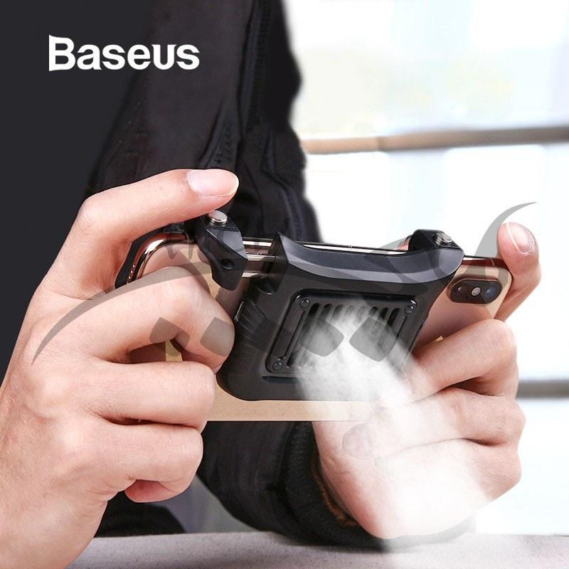تصویر دسته بازی فن دار بیسوس Baseus winner cooling heat sink SUCJLF-01