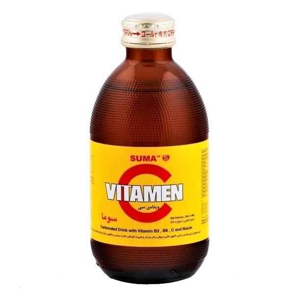 تصویر ویتامین سی سوما حجم 250 میلی لیتر
