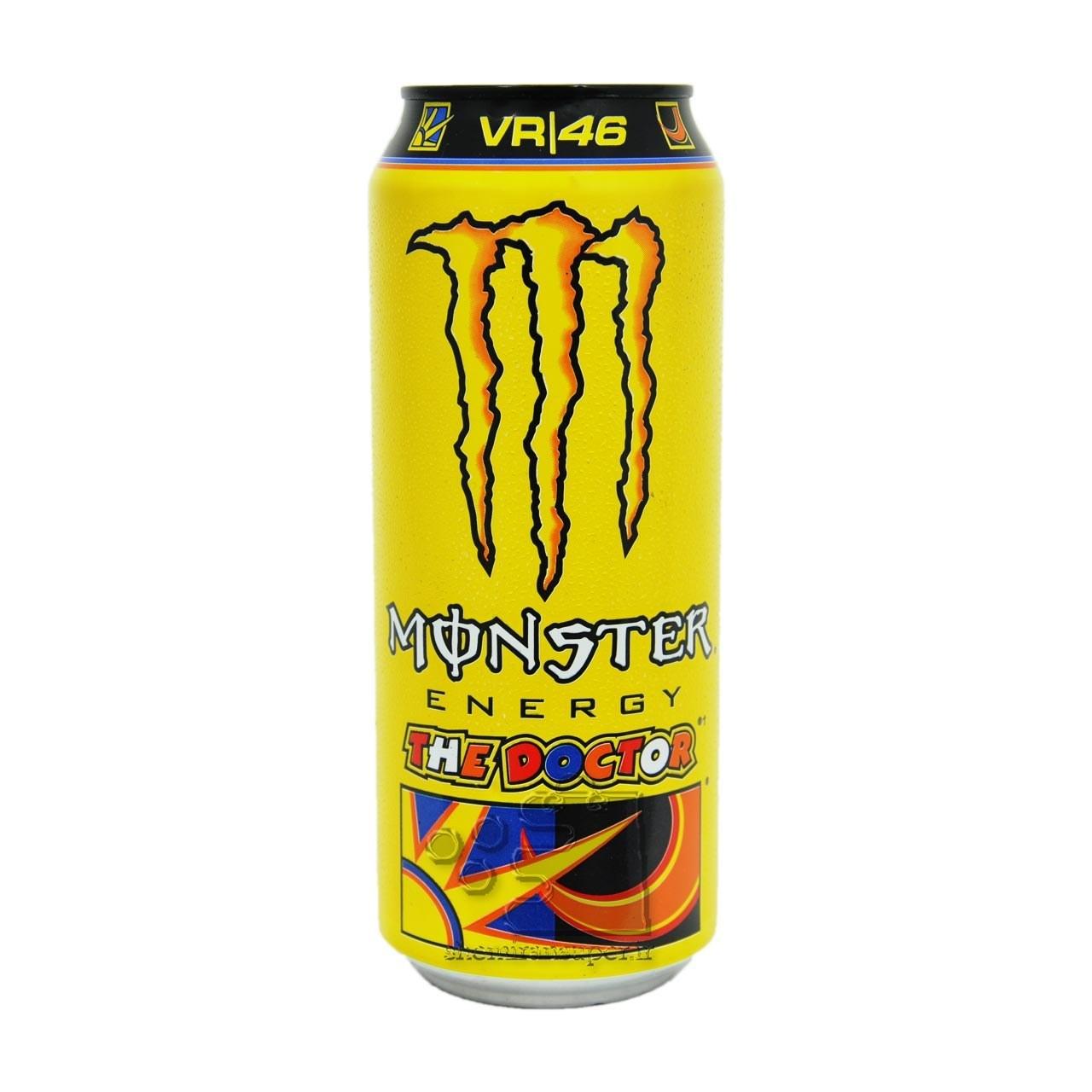 تصویر نوشیدنی انرژی زا دکتر مانستر – monster