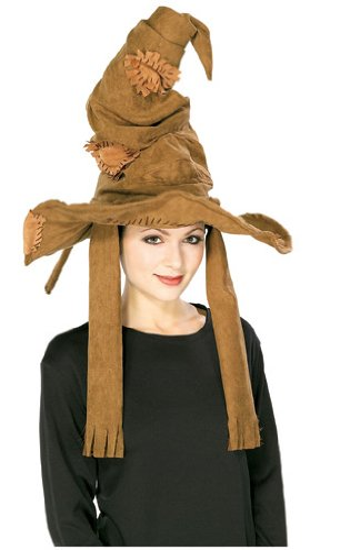 عکس کلاه گروه بندی هری پاتر محصول Rubie's.  کلاه-گروه-بندی-هری-پاتر-محصول-rubie-s